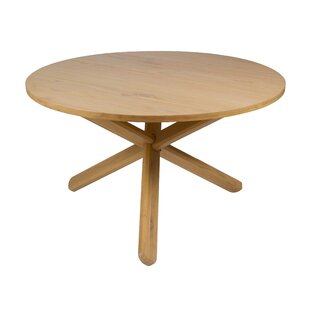 Didama Round Wood Dining Table