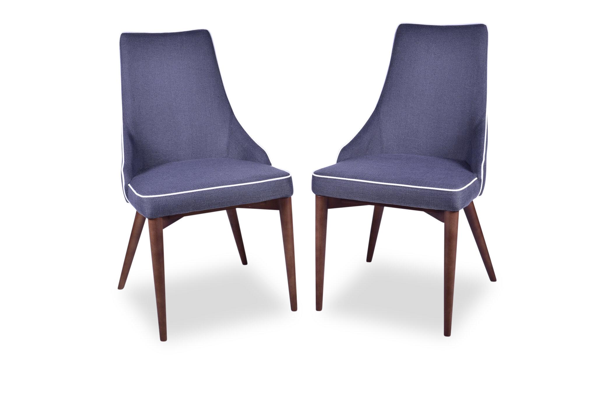 Corrigan Studio Jeromy Mid Century Modern Dining Chair Wayfair