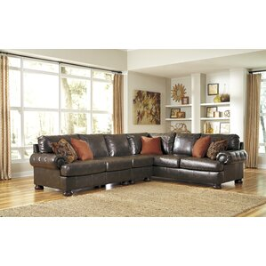 Nesbit Sectional by Benchcraft