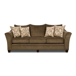 Simmons Upholstery Bensenville Sofa by Red B..