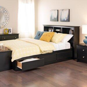 platform queen beds you'll love   wayfair