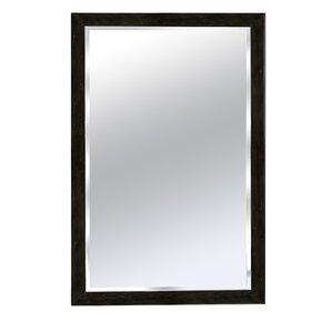 Black Framed Bathroom Mirrors vanity mirrors | wayfair