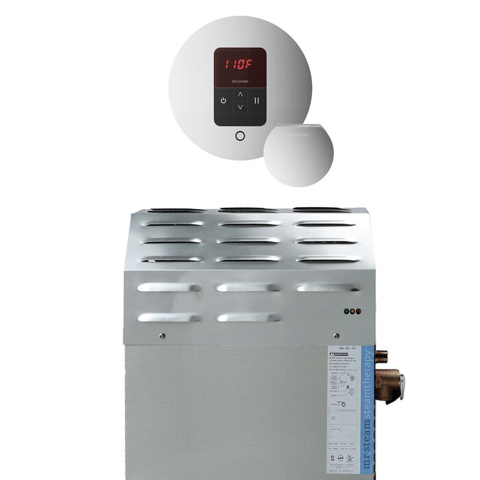 E-Series 12kw Steam Generator Package