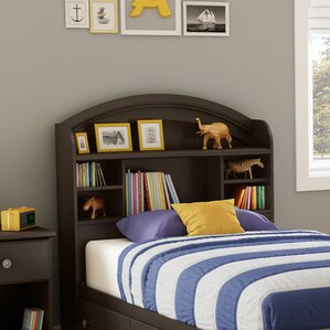 Morning Dew Bookcase Headboard by South Shore