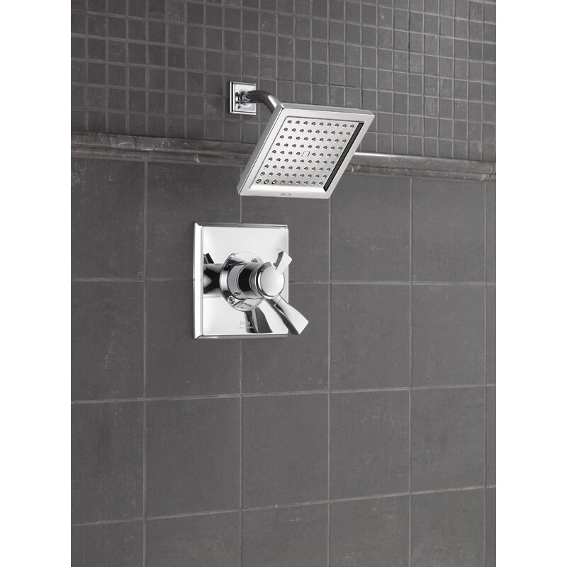 Dryden™ Shower Faucet With H2Okinetic Technology