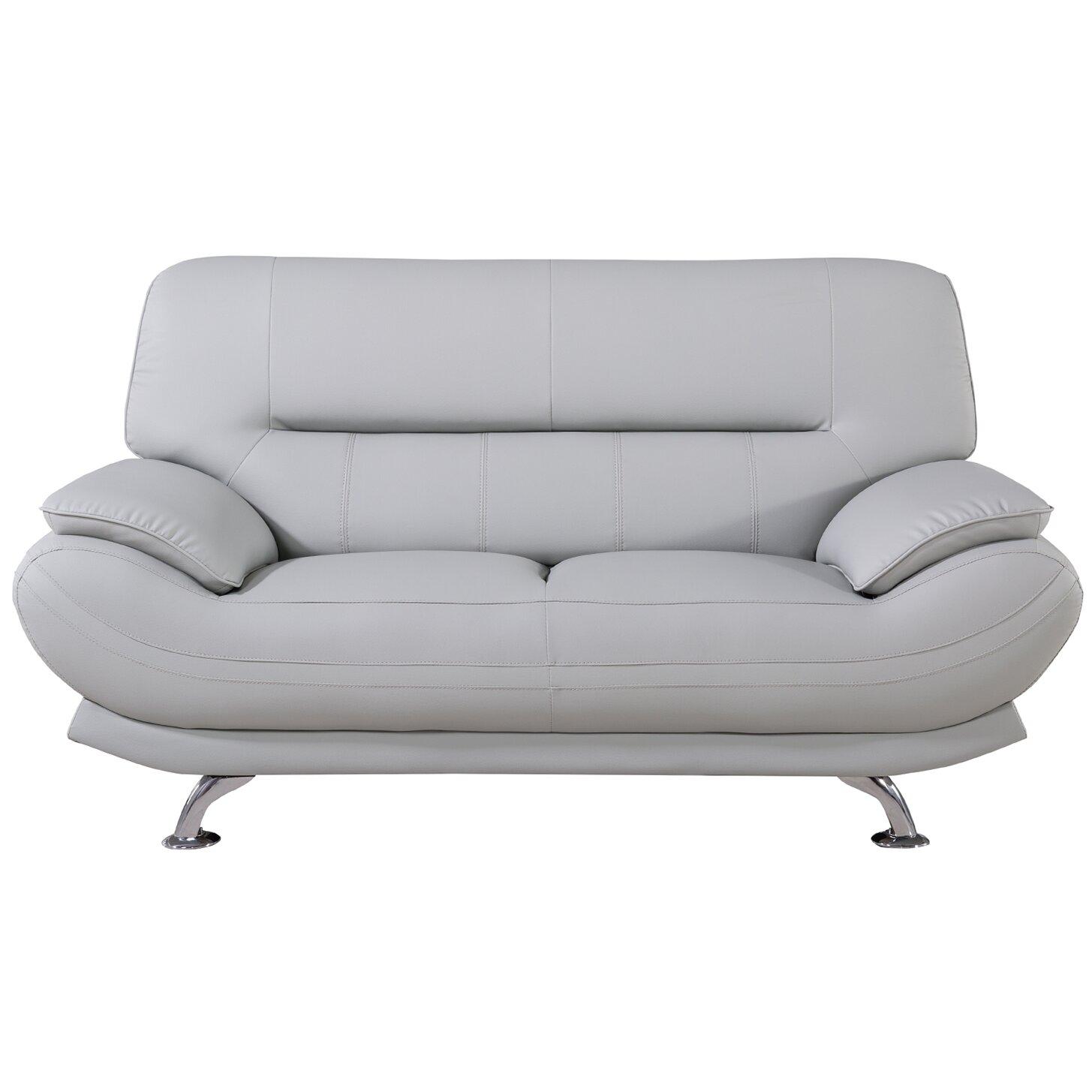 AmericanEagleInternationalTrading Mason 3 Piece Living Room Set
