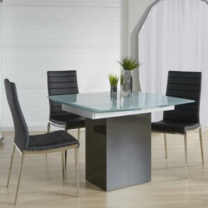 Arche Contemporary Extendable Dining Table by Orren Ellis