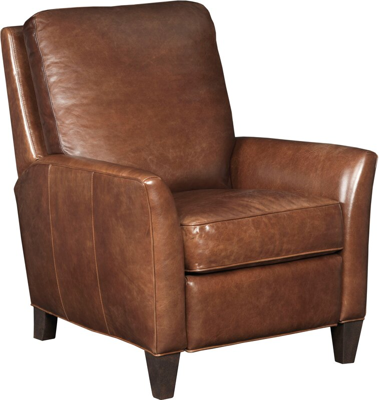 Balmoral Albert Leather Recliner  sc 1 st  Wayfair & Leather Recliners Youu0027ll Love | Wayfair islam-shia.org