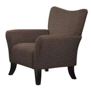 Madden Solid Armchair by Andover Mills