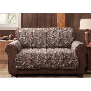 Breakup Infinity Box Cushion Sofa Slipcover by Mossy Oak