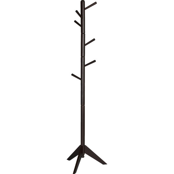 free standing coat rack Freestanding Wood Coat Rack & Reviews | AllModern free standing coat rack