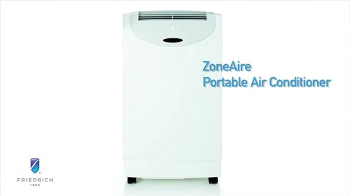 Energy Star Portable Air Conditioner with Remote