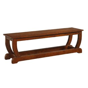 Bracamonte Wood Bench