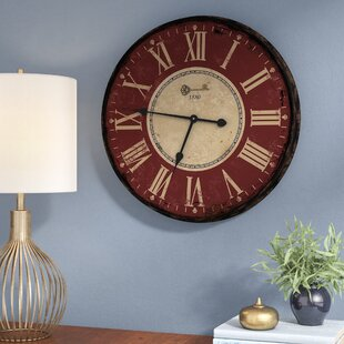 Kitchen Clocks You'll | Wayfair