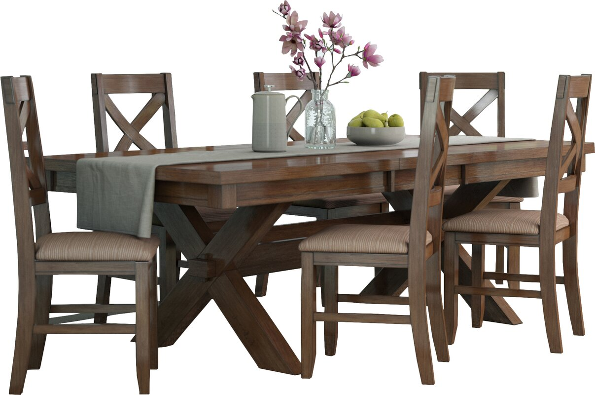 Amazing Isabell 7 Piece Dining Set