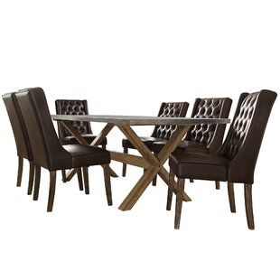 Peterson 7 Piece Dining Set