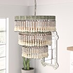 Cheyanne 3-Light Drum Chandelier