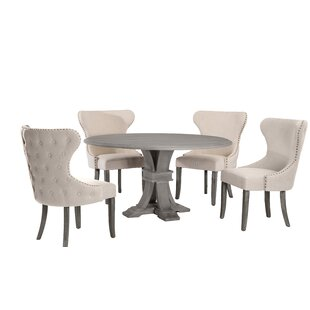Agnon 5 Piece Dining Set