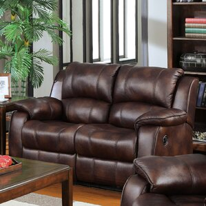 Zanthe Motion Reclining Loveseat by ACME Furniture