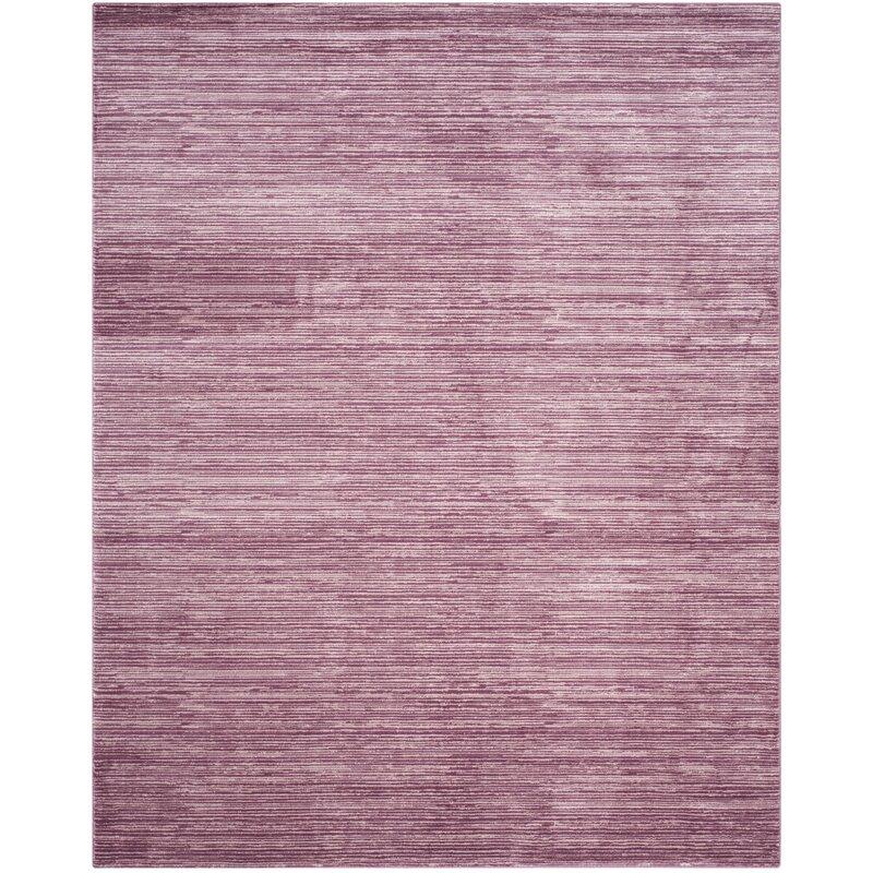 Safavieh Valentine Purple Area Rug Amp Reviews Wayfair Co Uk