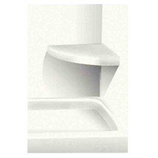 Marble Shower Bench | Wayfair