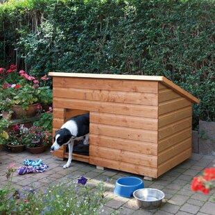 Large Dog Kennel by Rowlinson