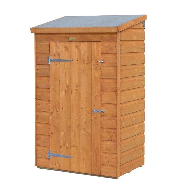 Lynton Garden Bush 3 Ft. X 2 Ft. Wooden Tool Shed U0026 Reviews | Wayfair.co.uk