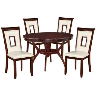 Rutan 5 Piece Dining Set