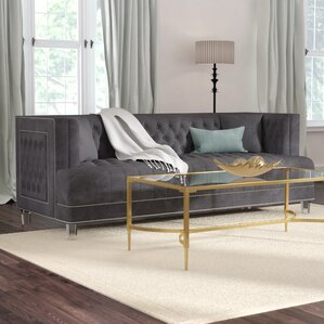 Willa Arlo Interiors Hettie Chesterfield Sofa