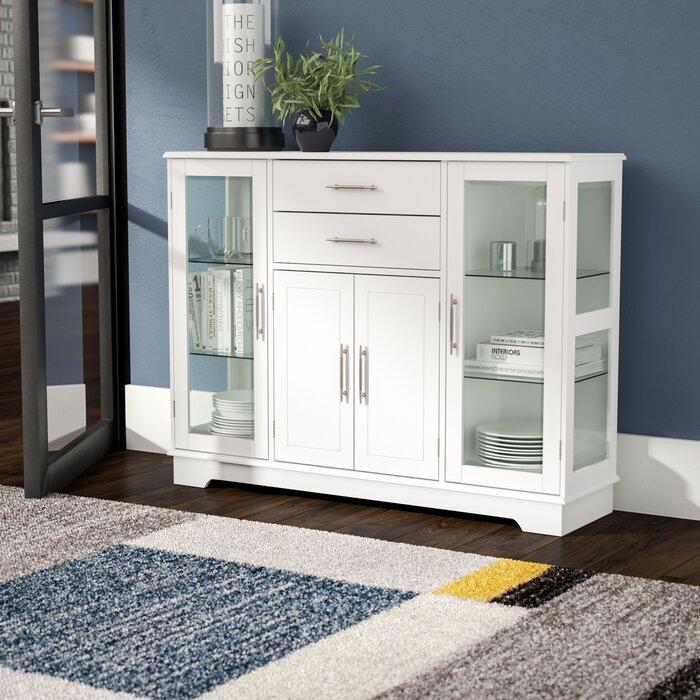 Phenomenal Dufferin 4 Door Accent Cabinet Home Interior And Landscaping Ferensignezvosmurscom