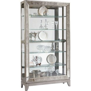 Acubens Lighted Curio Cabinet  sc 1 st  Joss u0026 Main : china cabinet display - Cheerinfomania.Com