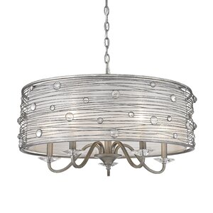Hermione 5-Light Drum Chandelier