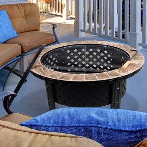 Indoor & Outdoor Outdoor Fireplaces & Fire Pits You\'ll Love   Wayfair