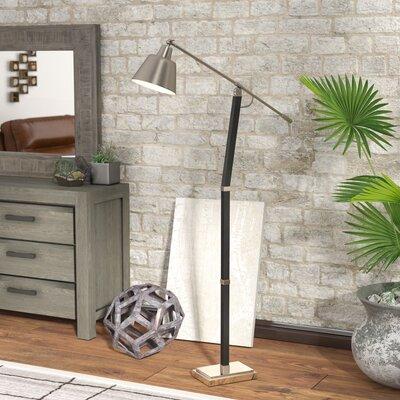 Industrial Floor Lamps You Ll Love Wayfair