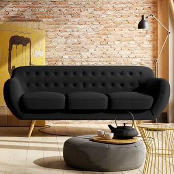 Enjoyable Massivum Sofa Scarlet Wayfair De Caraccident5 Cool Chair Designs And Ideas Caraccident5Info