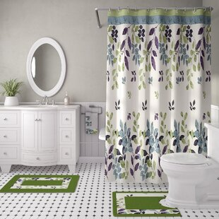 Shower Curtain And Rug Sets Wayfair