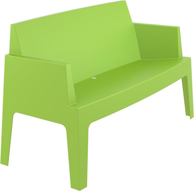 wildon home gartenbank box. Black Bedroom Furniture Sets. Home Design Ideas