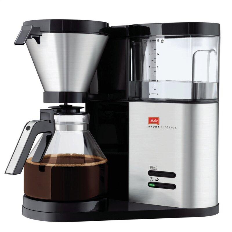Melitta Melitta 15-Cup Aroma Elegance Coffee Maker | Wayfair.co.uk
