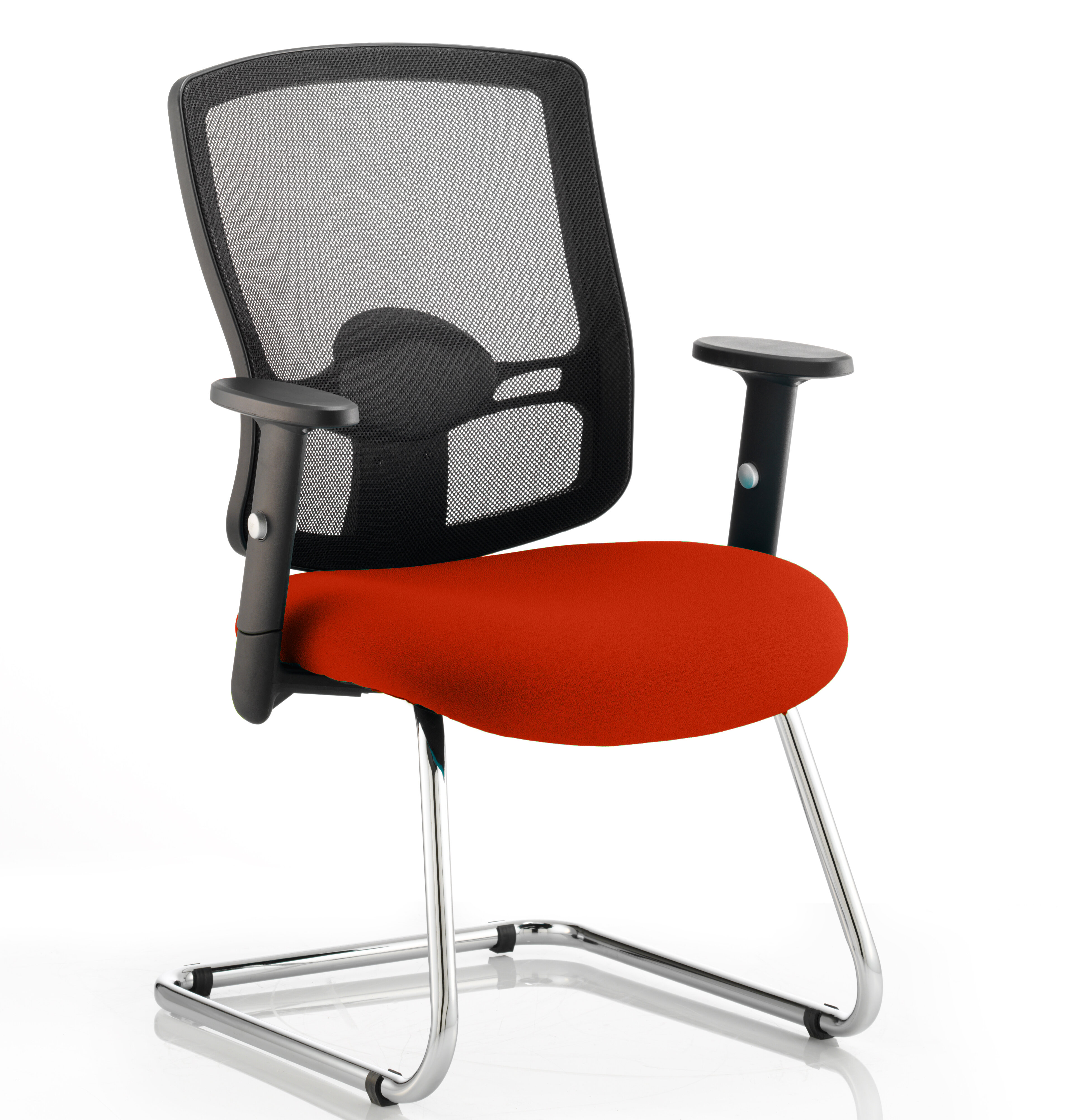 e207893e1 Home   Haus Salem III Mid-Back Mesh Cantilever Office Chair ...
