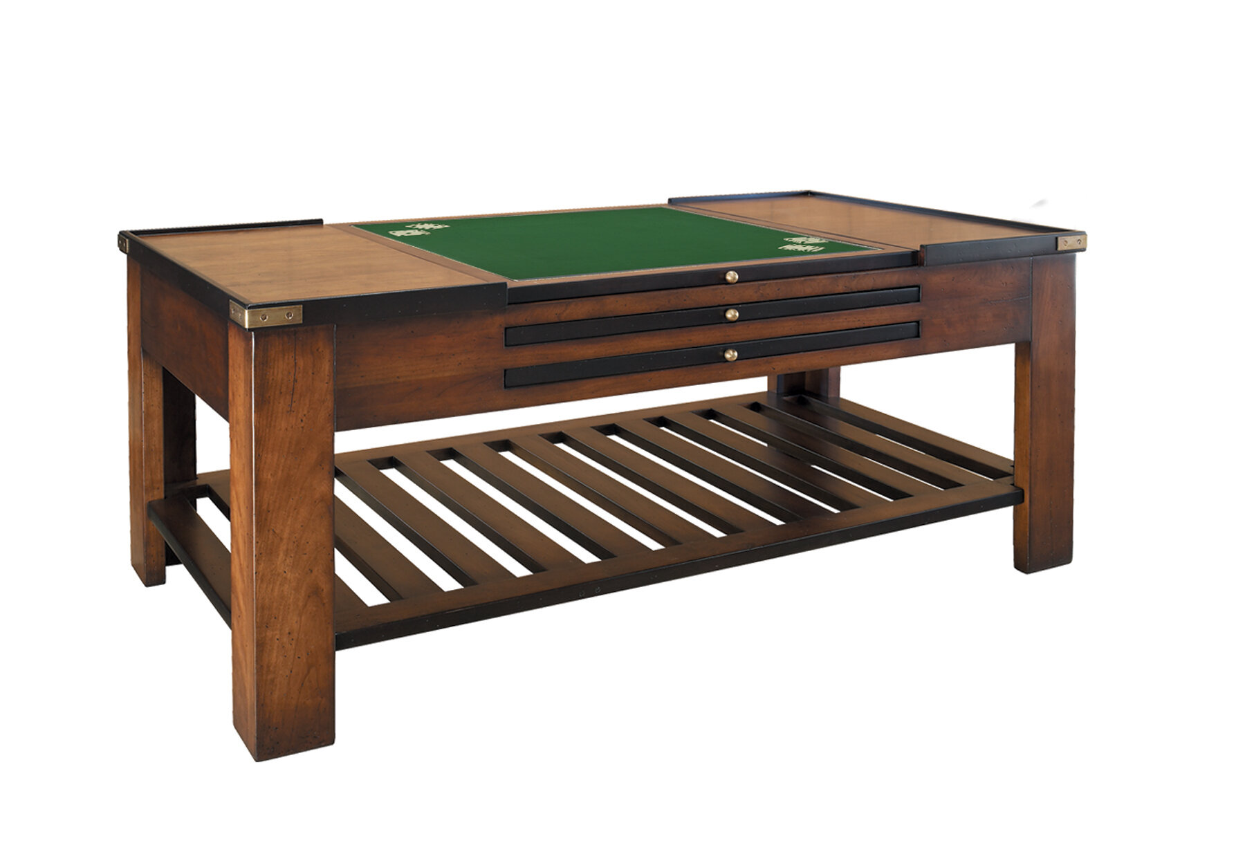 Authentic Models Rectangular Multi Game Table & Reviews