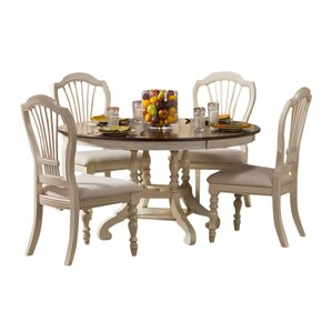 Attractive Alise 5 Piece Dining Set