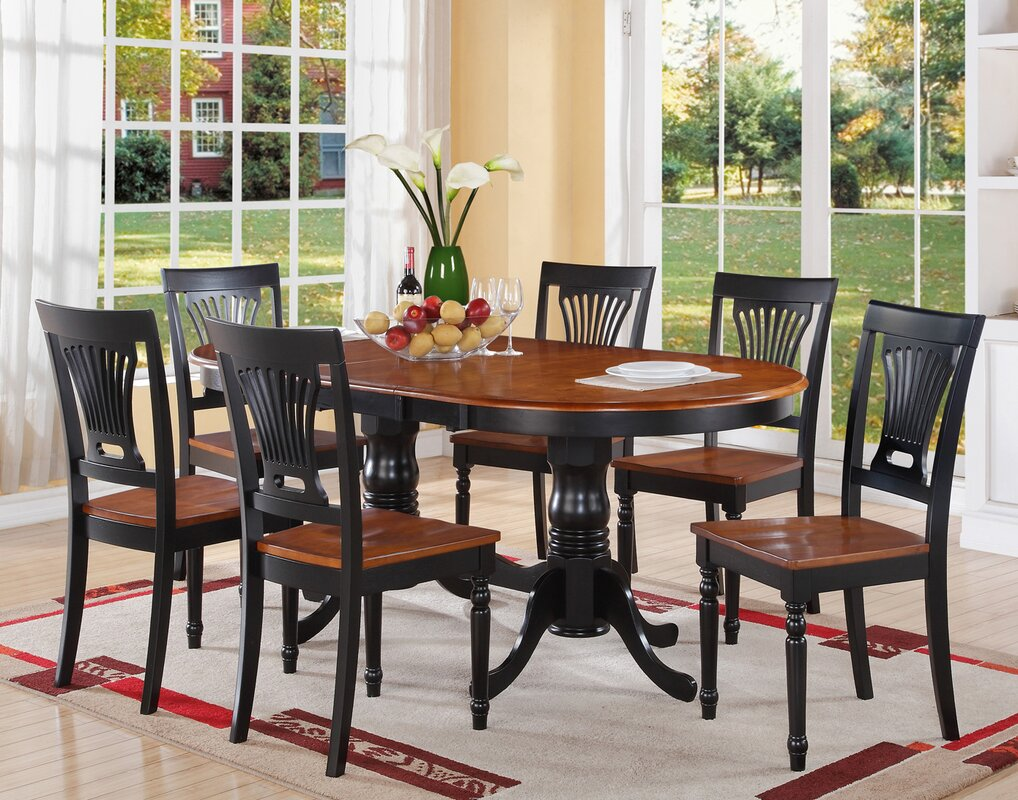 ... 7 Piece Kitchen & Dining Room Sets; SKU: DBHC4541. default_name - Darby Home Co Germantown 7 Piece Dining Set & Reviews Wayfair