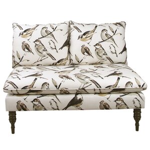 Ossian Standard Loveseat by Alcott Hill