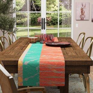 Nina May Desert Splatter Table Runner