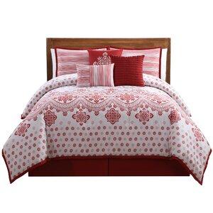 Clarice Reversible Comforter Set