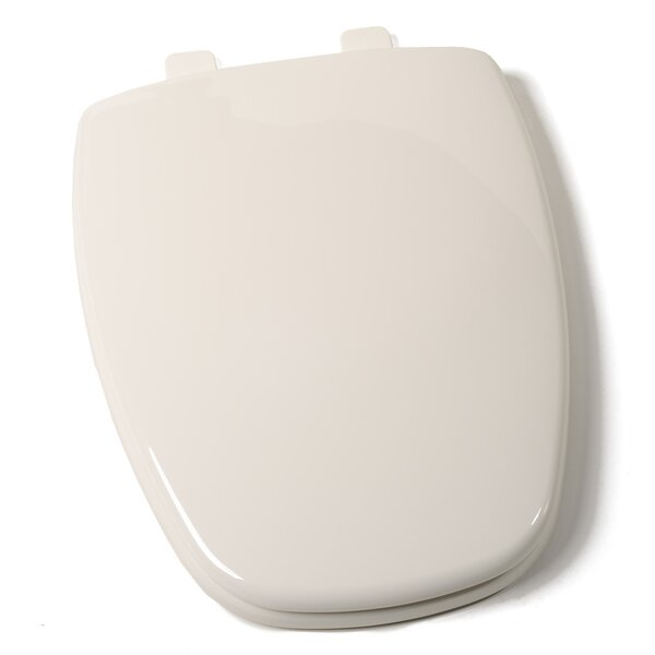 Eljer Emblem Toilet Seat. Comfort Seats EZ Close Premium Eljer New Emblem Design Plastic Elongated Toilet  Seat Reviews Wayfair