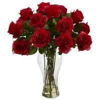 Artificial flowers plants youll love wayfair flower arrangements mightylinksfo