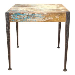Verlaine End Table by 17 Stories