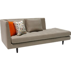 Jordan Chaise Lounge Sofa by Focus One Home