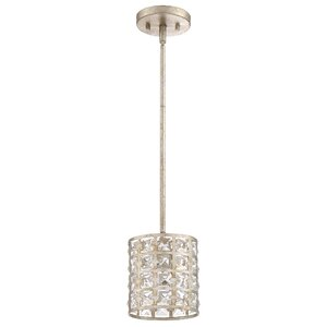 Dowe 1-Light Mini Pendant